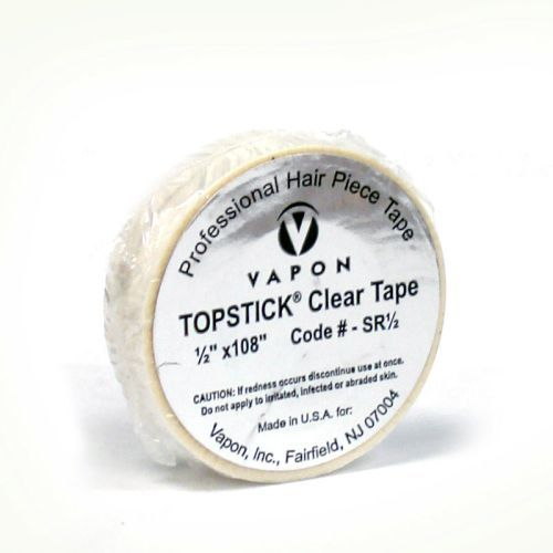 "Clear Roll Tape 1/2"" x 108"""
