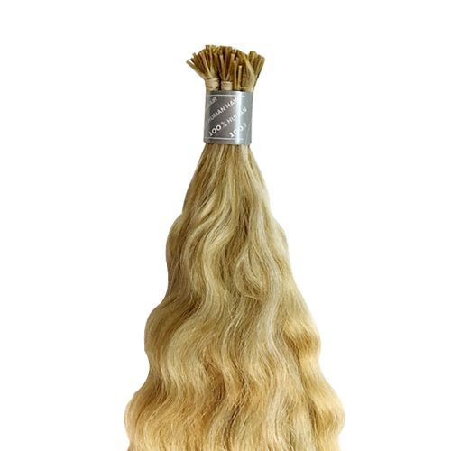 """[SPECIAL-I-TIP-FRB]HM-Pre Glue I Shape French Refined 16-18"""""""
