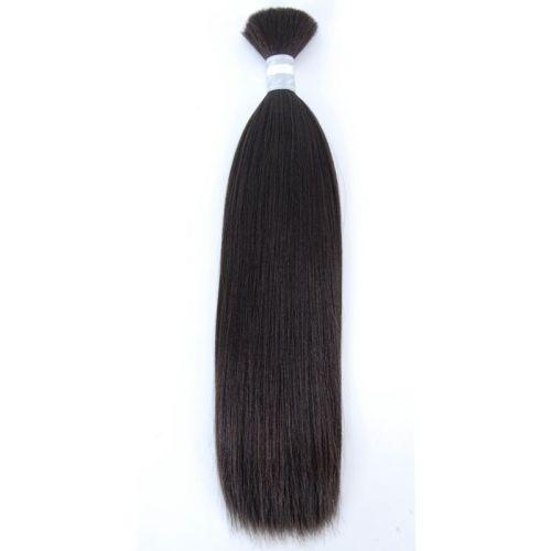 50% Italian Mink® Natural Perm Straight for Braiding - SALE