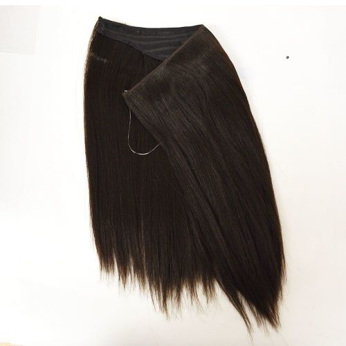 "18"" Magic Extensions in Natural Perm Straight - REGULAR 100% Human Hair"