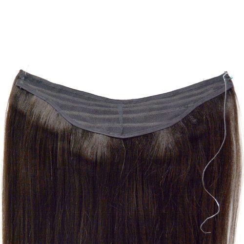 "12"" Magic Extensions in Natural Perm Straight - REGULAR 100% Human Hair"