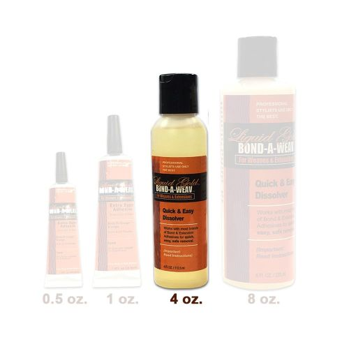 Liquid Gold Bond Remover 4 oz.