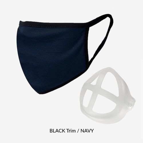 Reusable Cloth Mask with Bracket