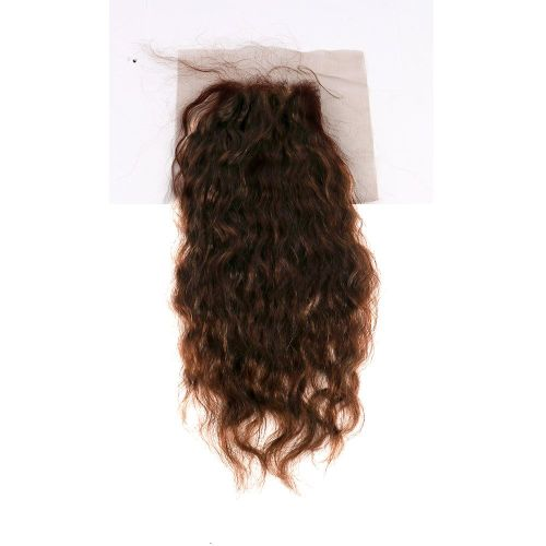 """Lace Closure - Water Wave 16"""" (4""""x4"""")"""
