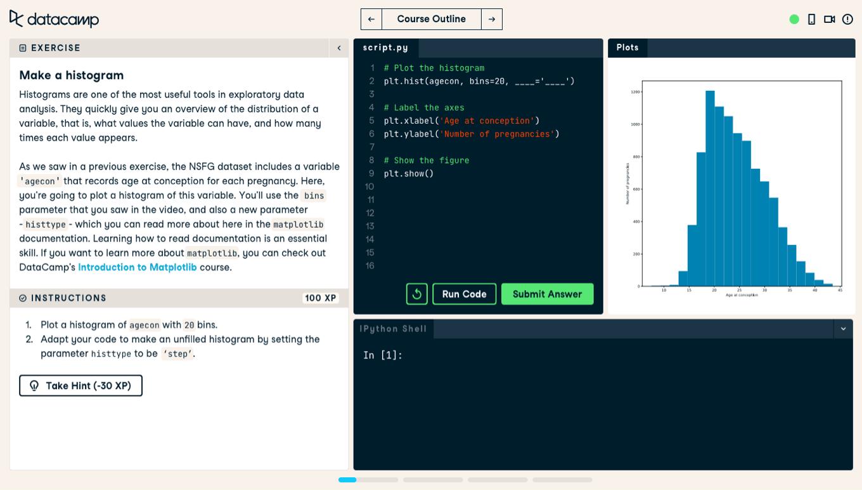 Screenshot of alternative panel function