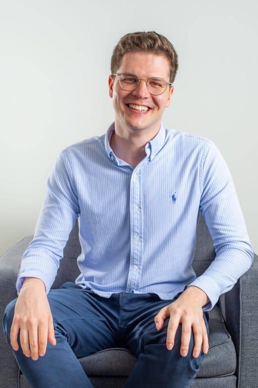 Dieter De Mesmaeker Headshot
