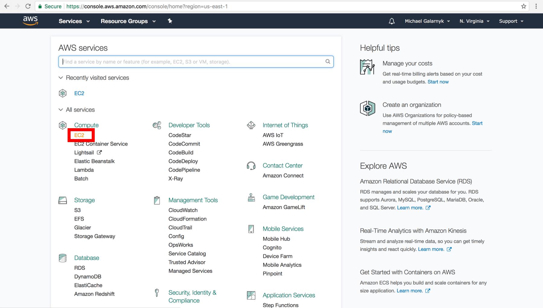 AWS EC2 for Beginners (article) - DataCamp