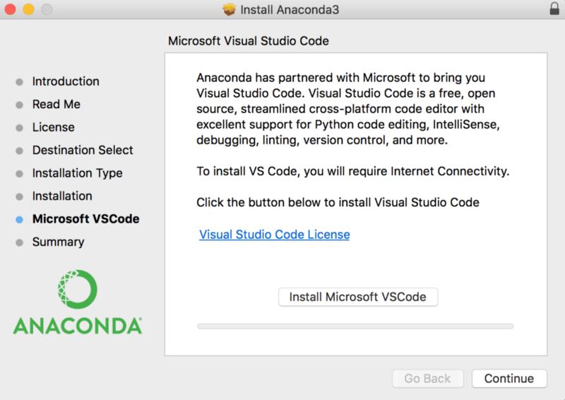 How to Install Anaconda on Mac OS X (article) - DataCamp