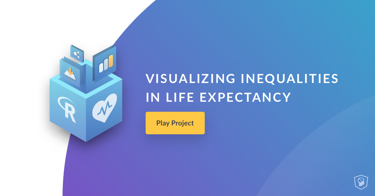 New Project: Visualizing Inequalities in Life Expectancy