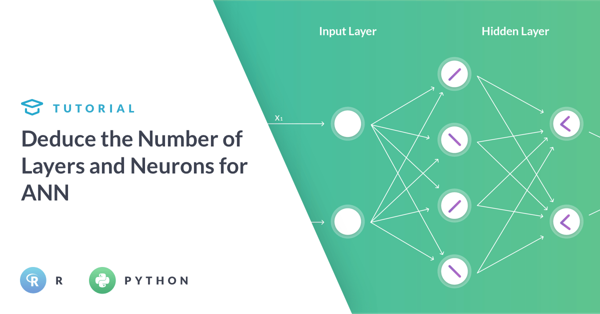 Deduce the Number of Layers and Neurons for ANN (article
