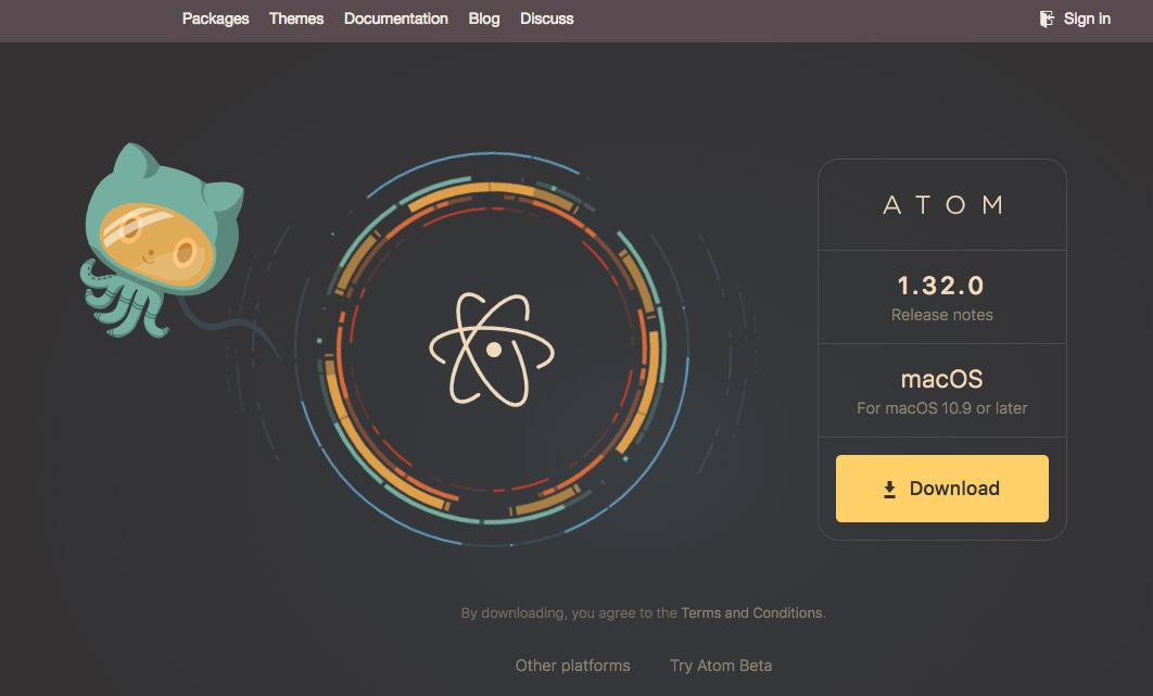 Overview of Atom IDE (article) - DataCamp
