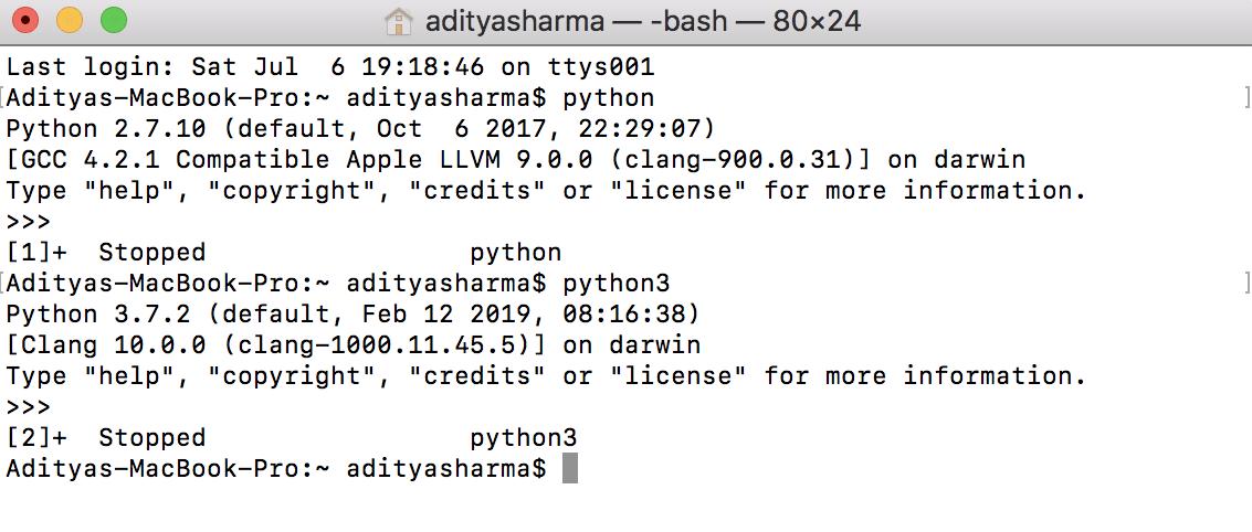 How to Run Python Scripts (article) - DataCamp