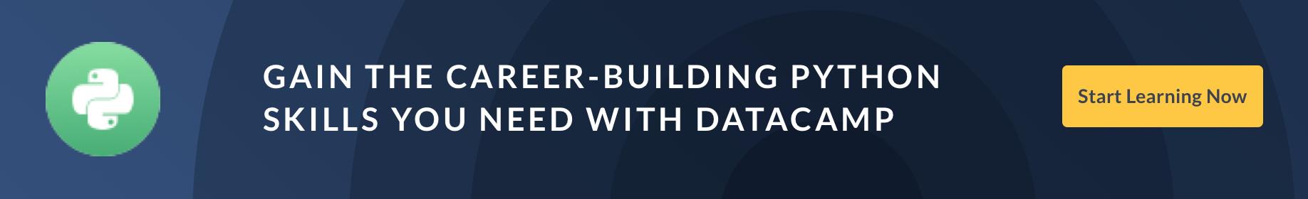 Pandas Tutorial Dataframes In Python Datacamp