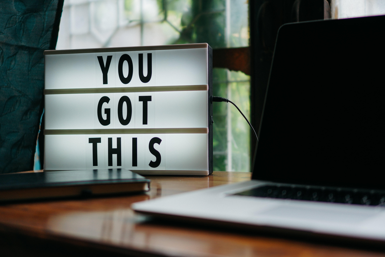 You Got This by Prateek Katyal