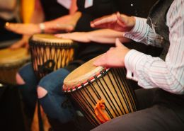 Drum Cafe offer the best in Interactive Drumming and African Drumming Workshops for Events and Conferences