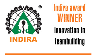 Drum Cafe are Indira Award Winner for Innovation in team building