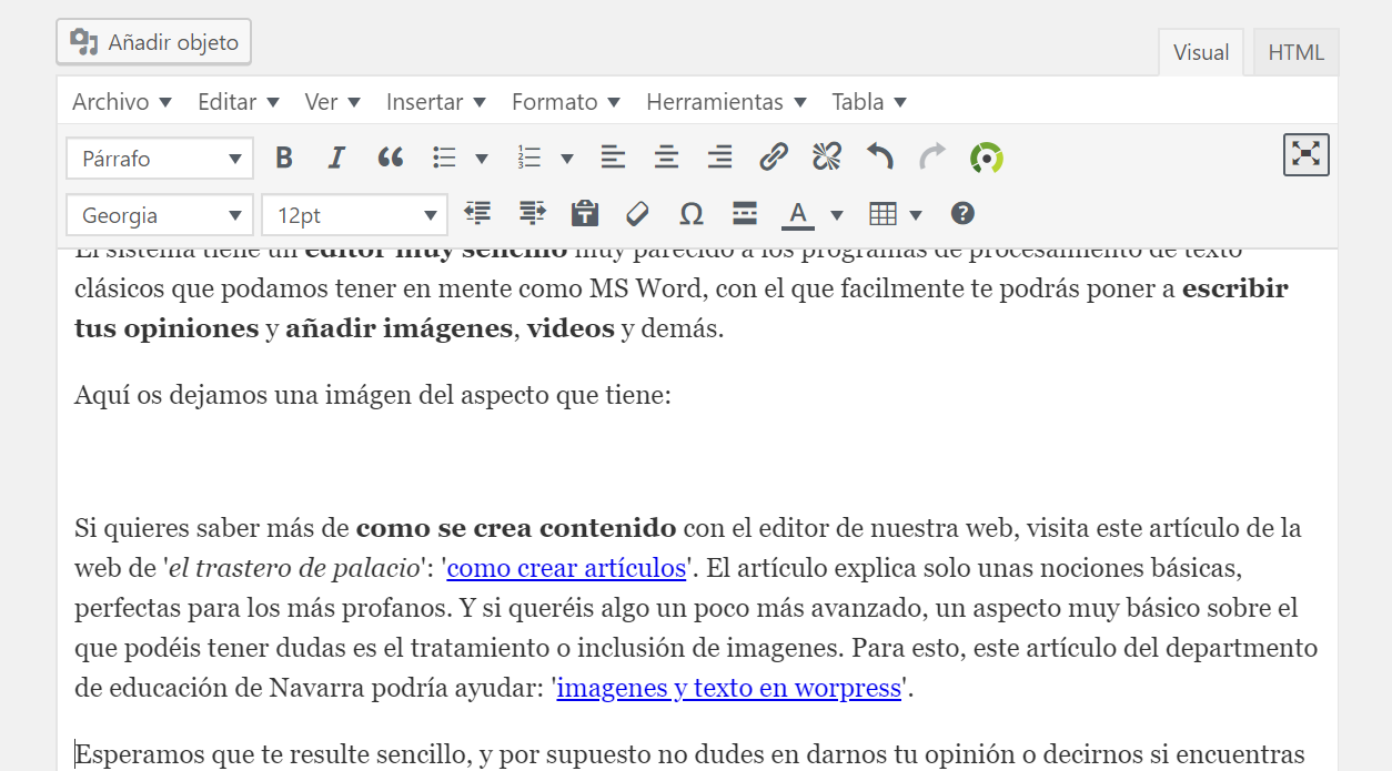 editor-de-wordpress