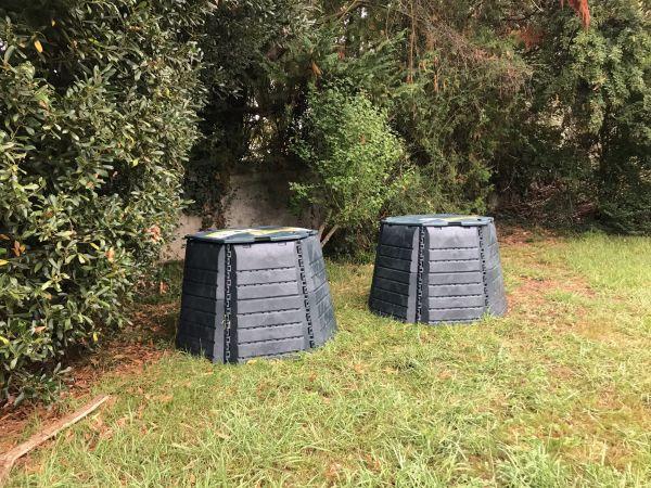 Photo du site de compostage L'Ayguette