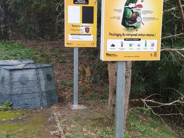 Photo du site de compostage Tours d'Aspin