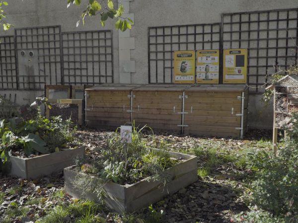 Photo du site de compostage CASTETNAU JEAN REVEIL