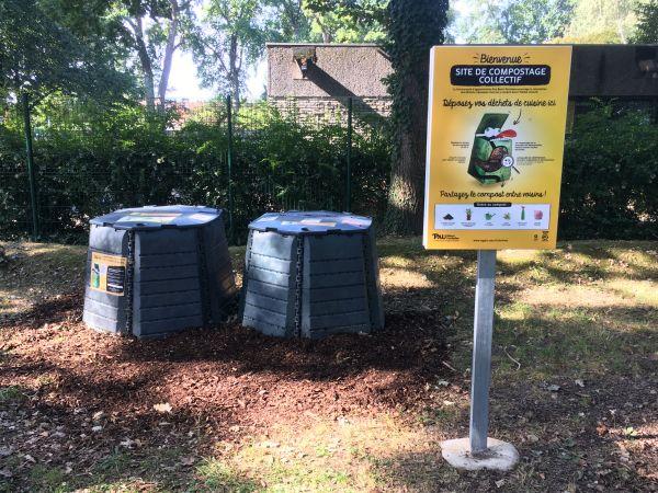 Photo du site de compostage Square Hippodrome