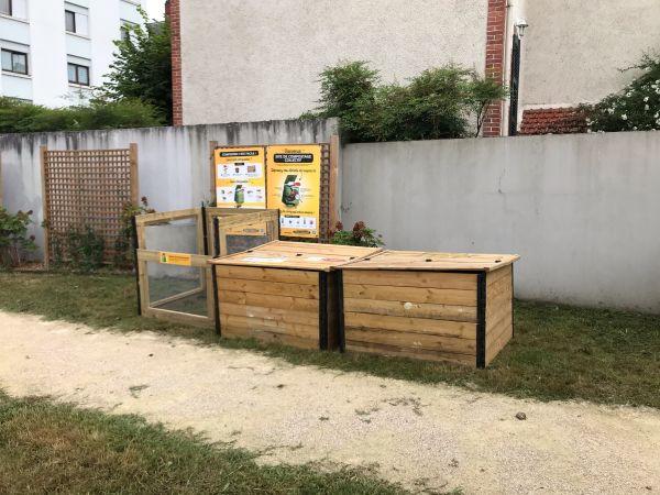 Photo du site de compostage Peyroulet