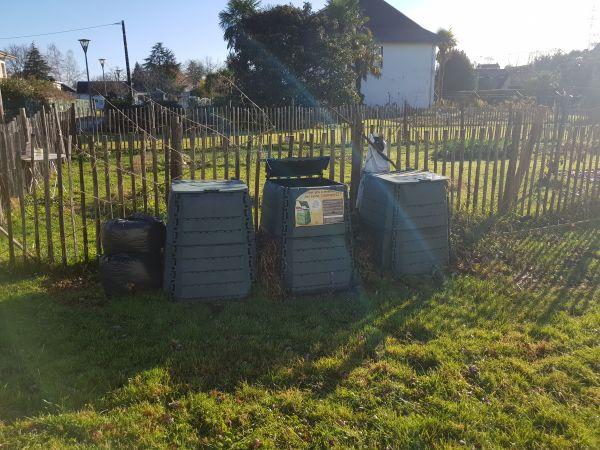 Photo du site de compostage Les bons plan(t)s