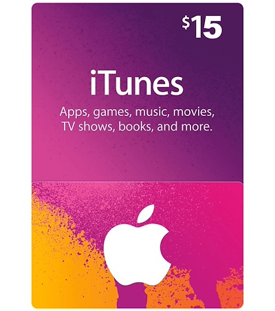 Appstore Itunes Giftcard