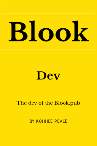 Dev of Blook