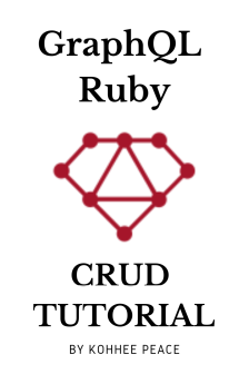 GraphQL Ruby CRUD Tutorial