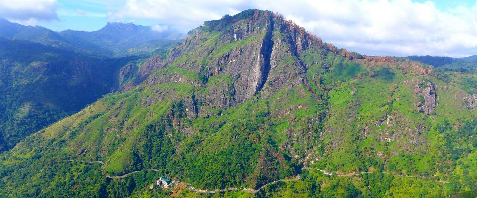 Ella Southern Hill Country of Sri Lanka