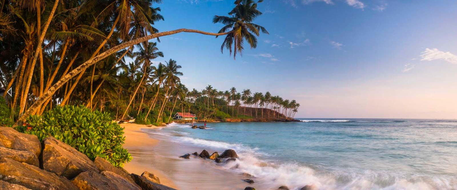 Mirissa Southern Coastline of Sri Lanka