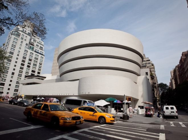 Frank Lloyd Wright, The Guggenheim, Fifth Avenue