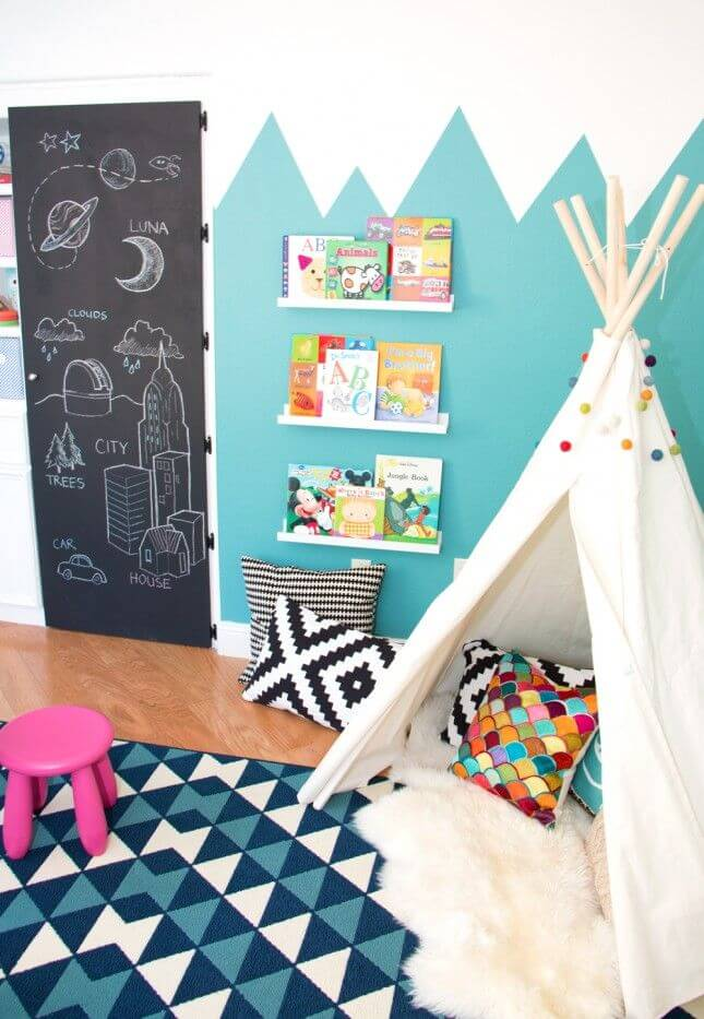10 Creative Kidsu0027 Room Ideas