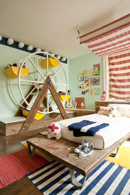 Creative Children Room Ideas 3