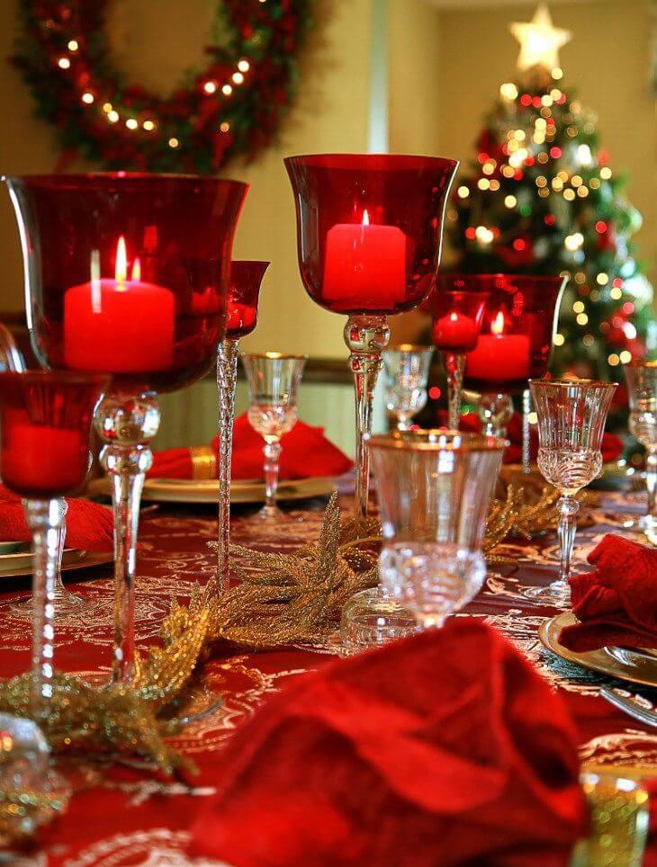 Top 5 Christmas Table Decoration Ideas