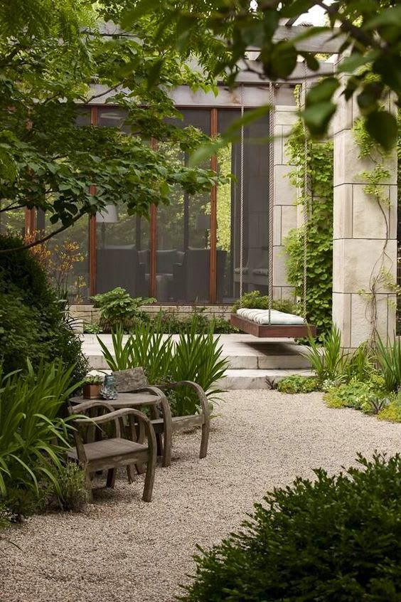 garden trends, stylish outdoor furnishings
