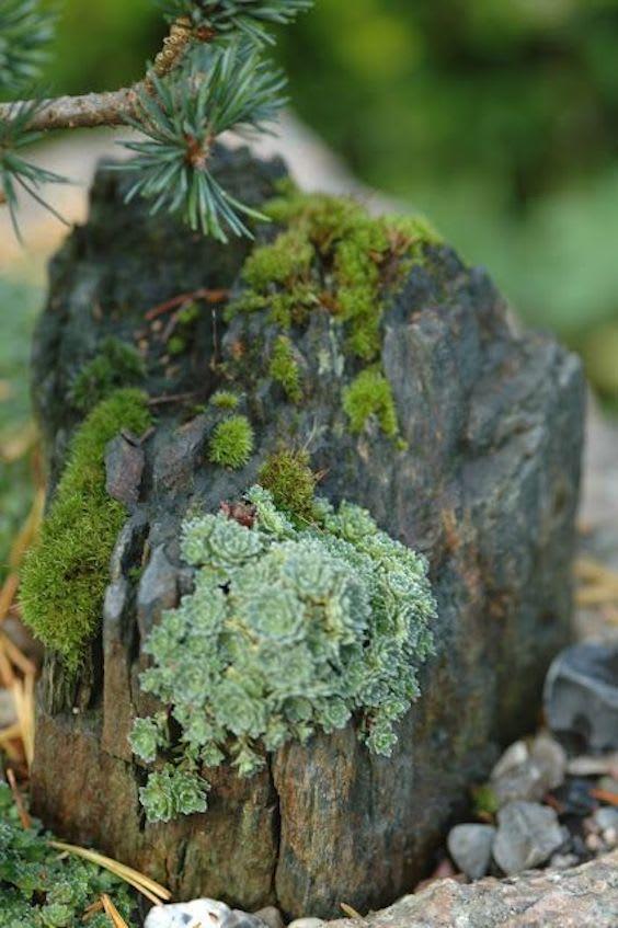 natural garden materials