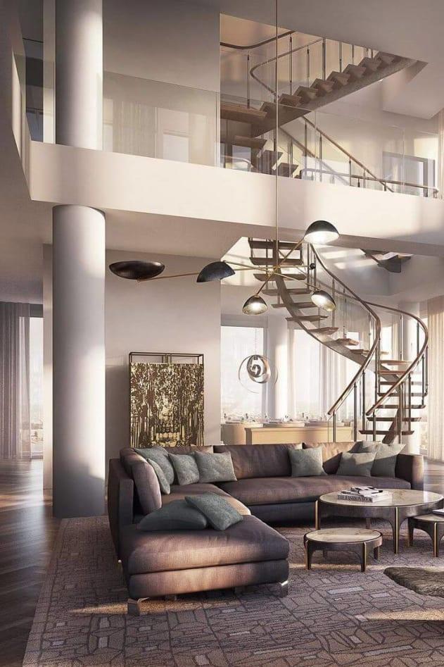 rupert murdoch penthouse