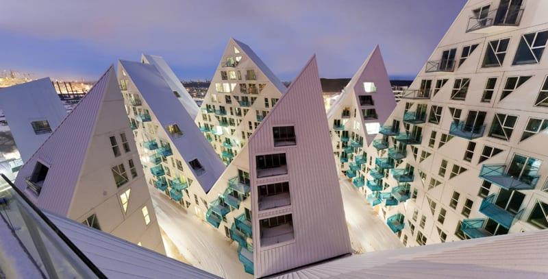 Isbjerget site, Aarhus, Denmark
