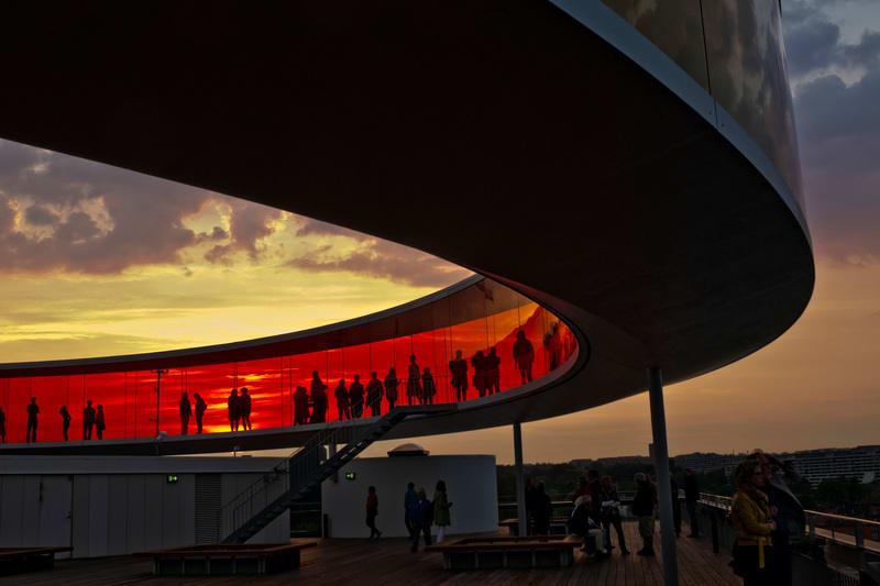 Your Rainbow Panorama ARoS Aarhus Art Museum