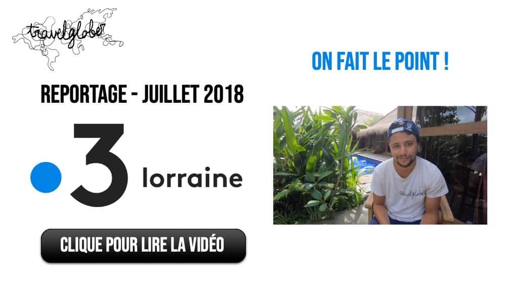 France 3 voyage reportage