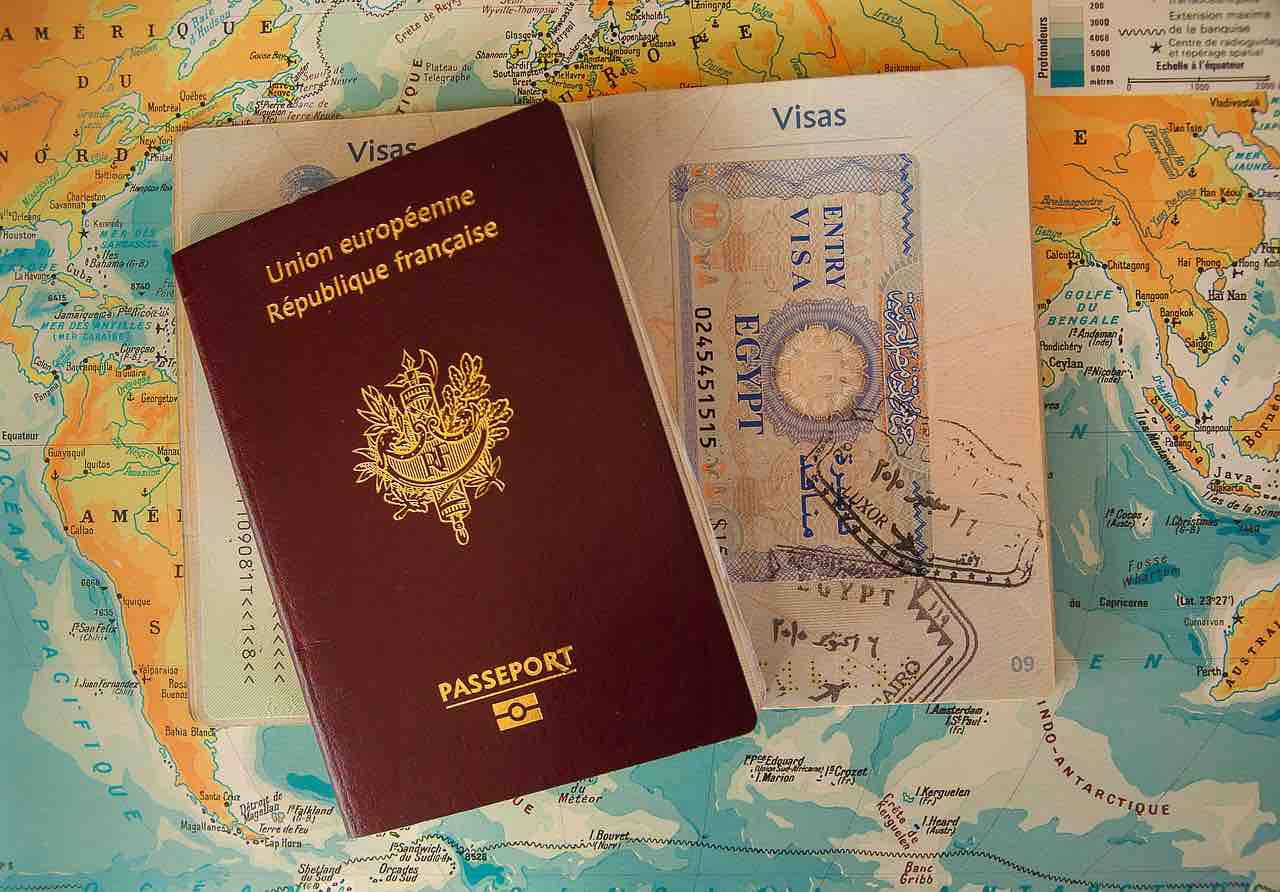 visa voyage et tour du monde