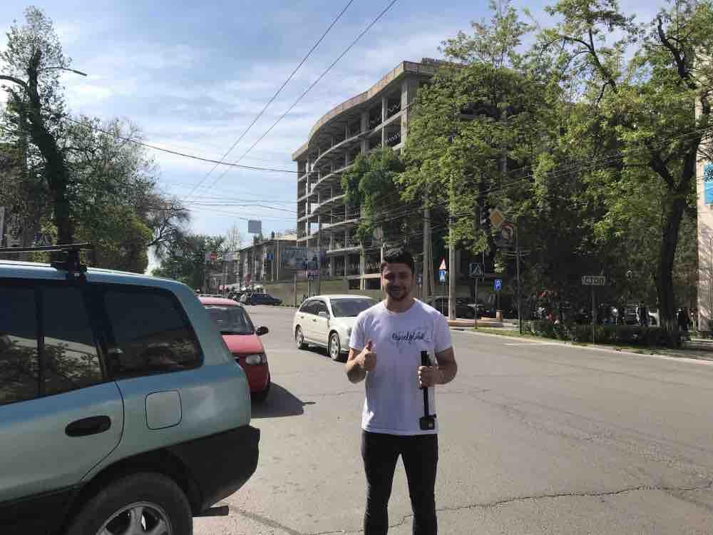 visite et découverte de bichkek au Kirghizistan