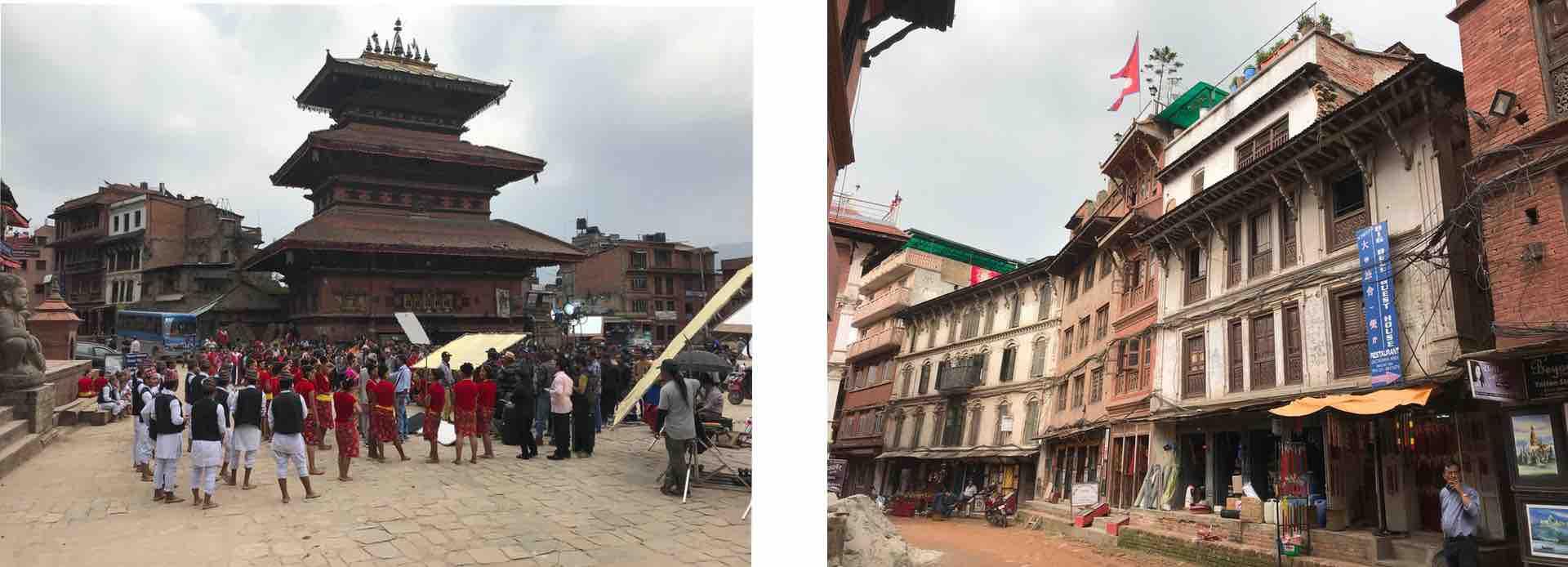 visite de bhaktapur