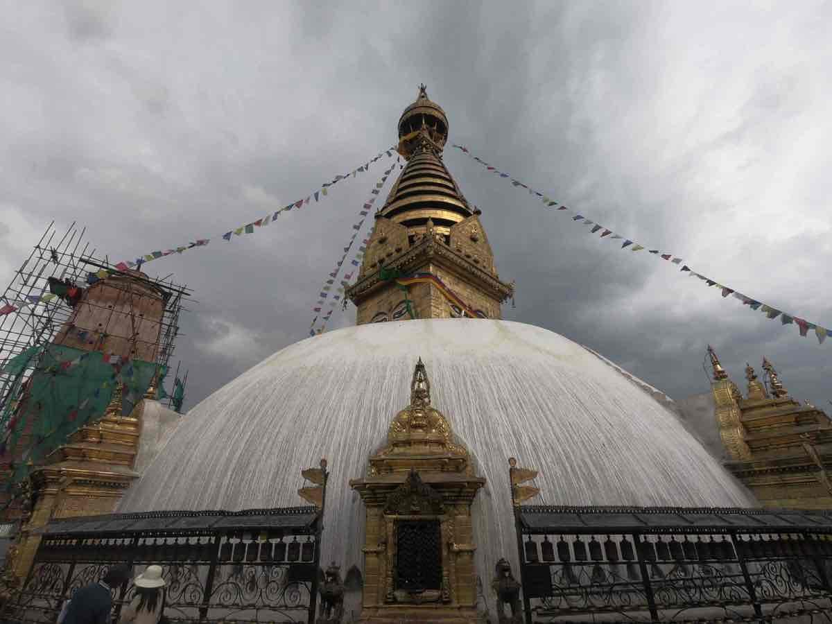 temple à Katmandou