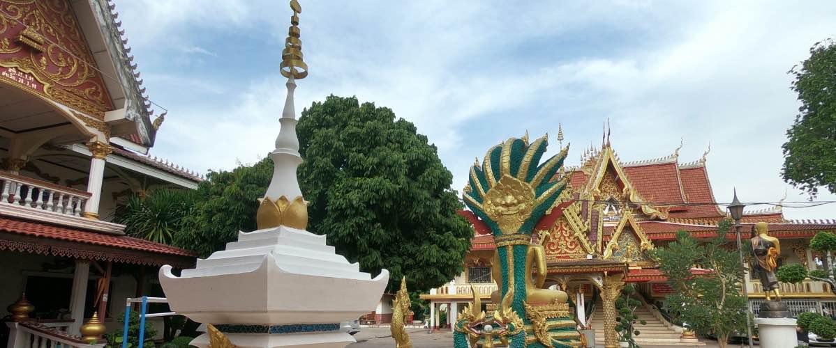 Temple à voir à Vientiane