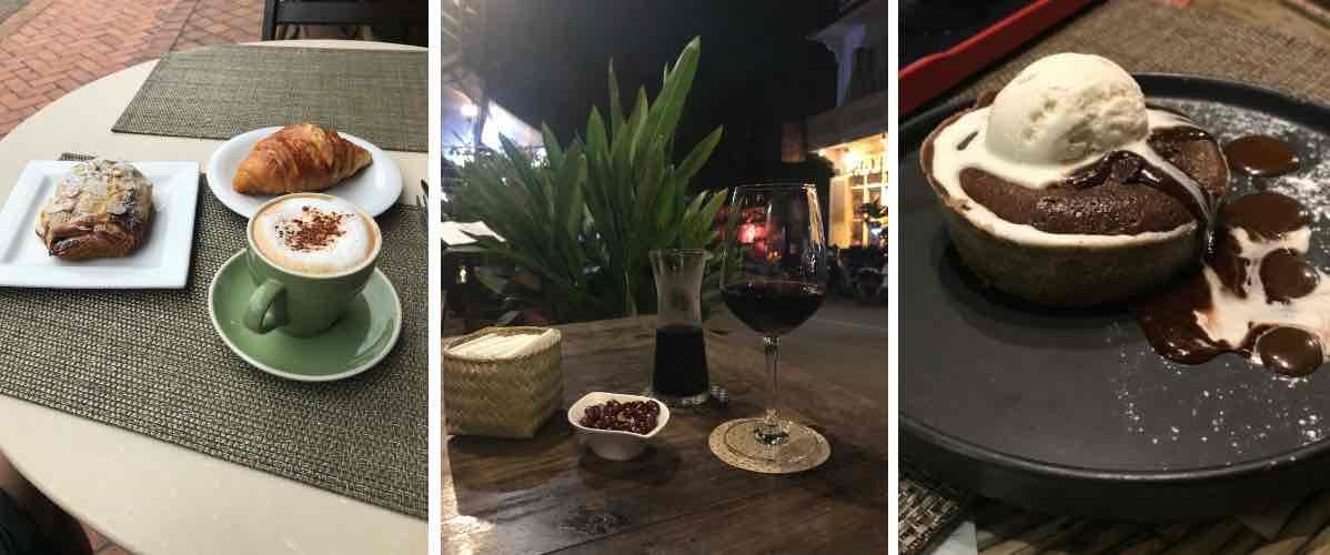 où boire et manger à Luang Prabang