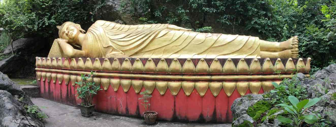 bouddha Luang Prabang