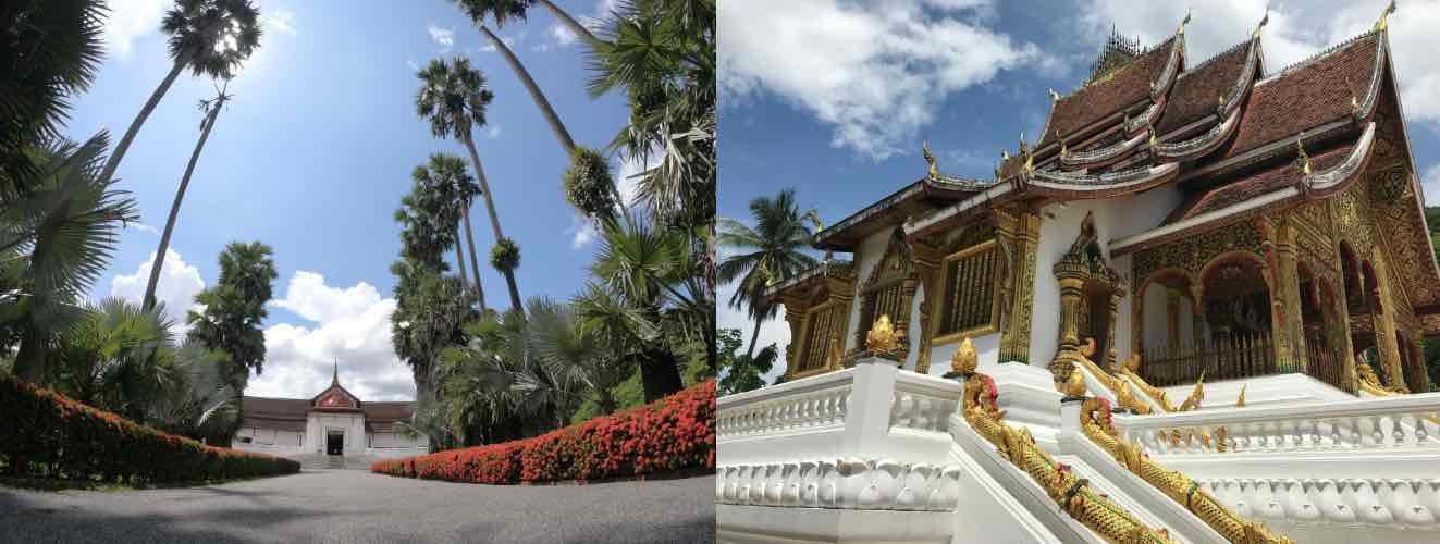 Palais Royal Luang Prabang